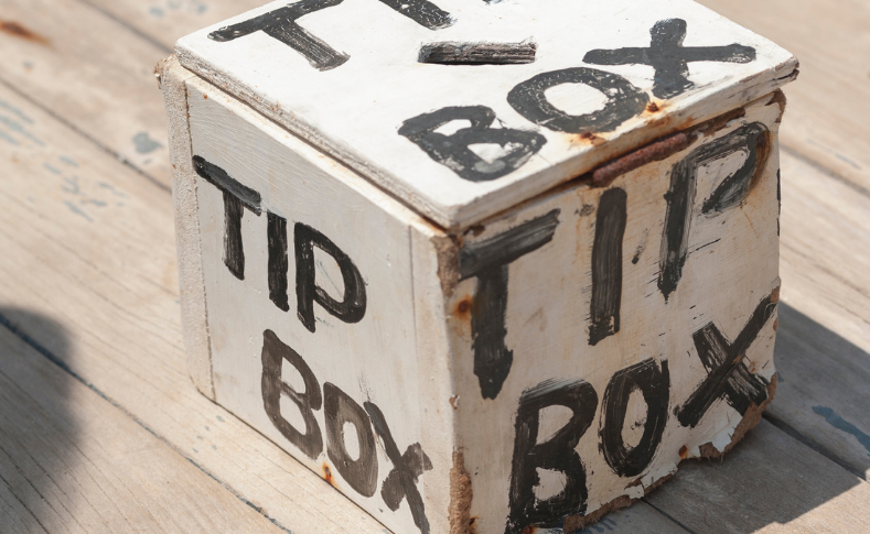 Don't Forget to Tip Tipbox pay tips online
